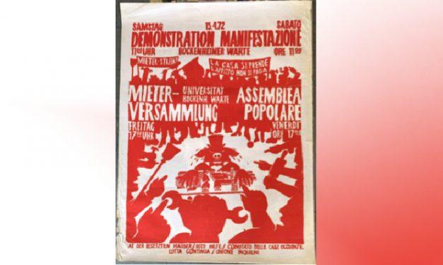 Frankfurter Archiv der Revolte